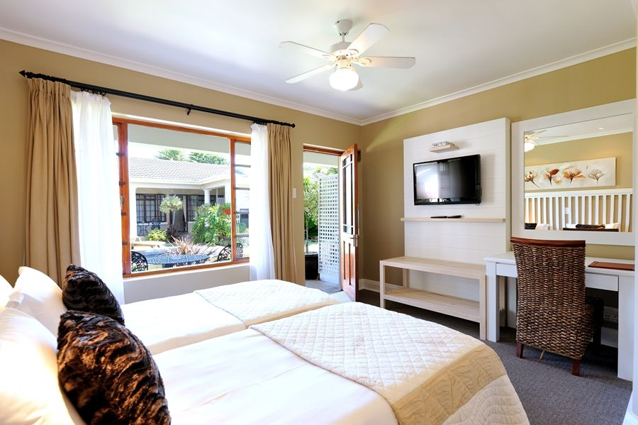 twin room accommodation in port elizabeth